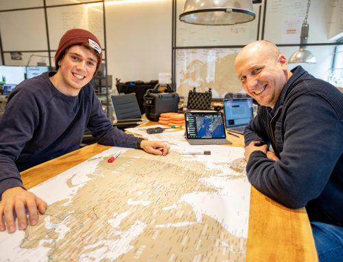Deze avonturiers maken reis van 24.000 kilometer (!) voor het goede doel (en dat is niet zonder gevaren)