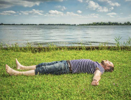 24 uur zonder wifi of tv op onbewoond eiland