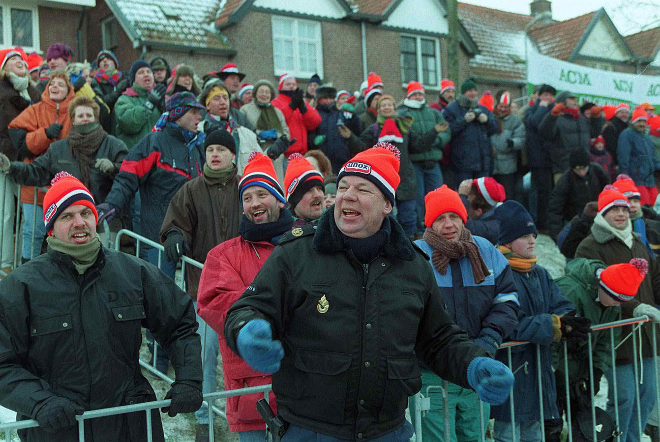 Elfstedentocht in 1997 © AD
