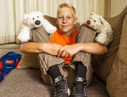 12-jarige Stijn uit Mijdrecht loopt Vierdaagse voor KiKa
