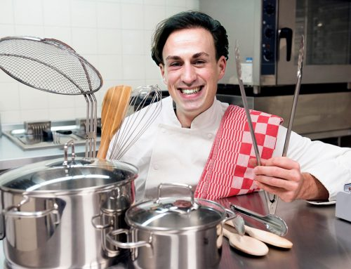 Heel Abcoude Kookt: stuur je favoriete recept in en wie weet kook jij straks voor je dorpsgenoten in een gloednieuwe horecakeuken